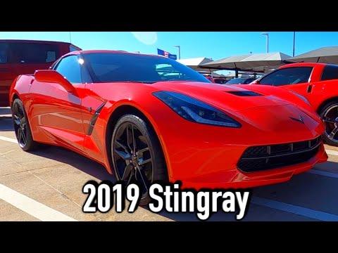 I Bought a Brand New 2019 C7 Chevy Corvette Stingray - Bob Howard Chevrolet