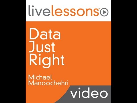 Writing a Multistep MapReduce Job Using the mrjob Python Library: From Data Just Right LiveLessons