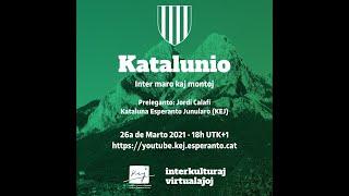 5a Interkultura Virtualaĵo (Fino de la 1a Sezono): Katalunio kun Jordi Calafí Franquesa