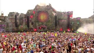 YVES V Live at TOMORROWLAND 2013 (FULL SET)