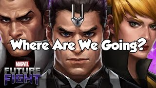 [Marvel Future Fight] Where Are We Going?