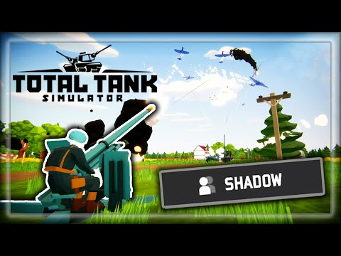 Total Tank Simulator Shadow Game Mode |