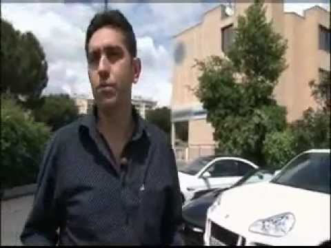 Luxury car rental on the French Riviera - Report on French TV summer 2008 with Olivier Guazzoni