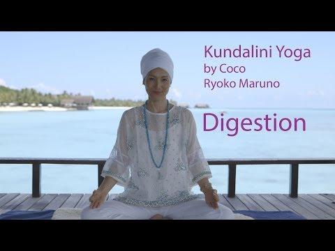 Kundalini Yoga - Digestion strengthen