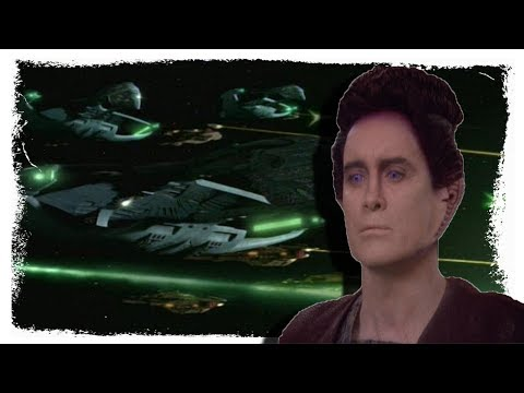 Geek Breakdown : Dominion Victory, Romulan Cowardice?