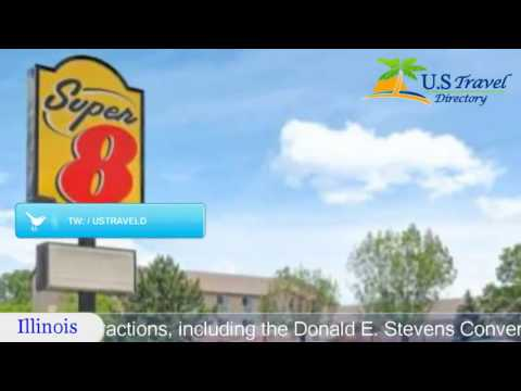 Super 8 O'Hare Elk Grove - Elk Grove Village Hotels, Illinois