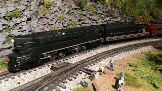 mth premier pennsylvania 4 4 4 4 t 1 duplex proto 1 upgrade to electric railroad err tmcc