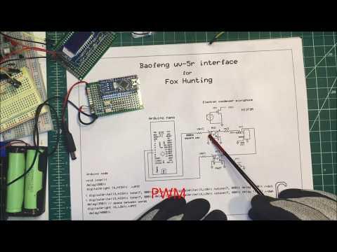 Baofang  Interface For Fox Hunting