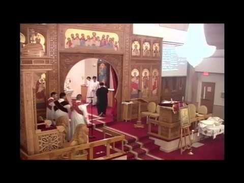 Nativity Feast Liturgy with H. G. Bishop Peter 1/6/2017