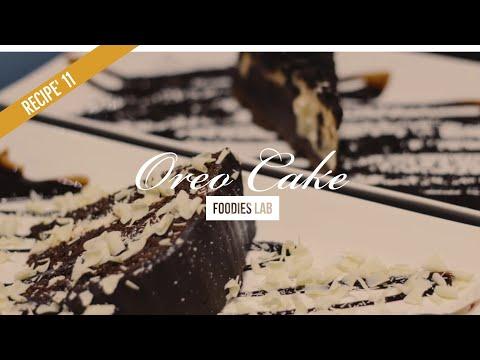 Eggless OREO Cake Recipe /EGGLESS Cake/ Oreo Cake