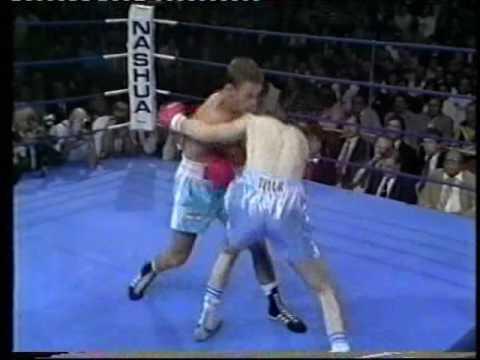 Brian Mitchell vs Jim McDonnell