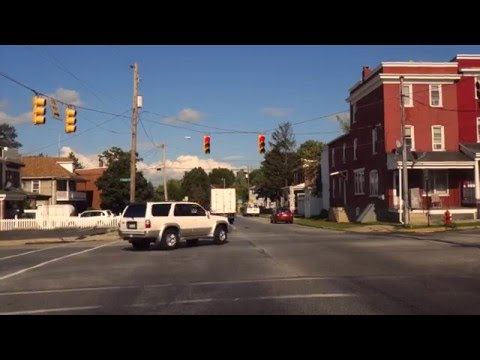 Lancaster Pennsylvania Driving Tour