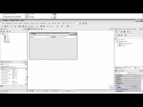 Delphi Tutorial: Chat (Deutsch/German) Teil 2/3