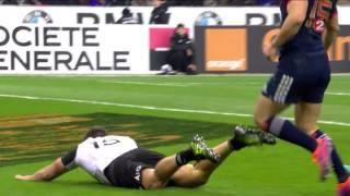 France - Nouvelle-Zélande : Dagg donne l'avantage aux All Blacks