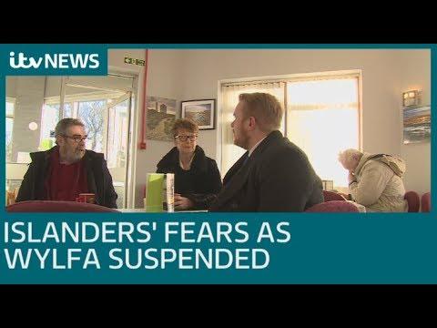 Community fears as Hitachi suspends work on Wylfa | ITV News