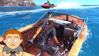 Just Cause 3 Pc 1440p MAXED OUT GTX 980 TI FPS Performance Test   6700K