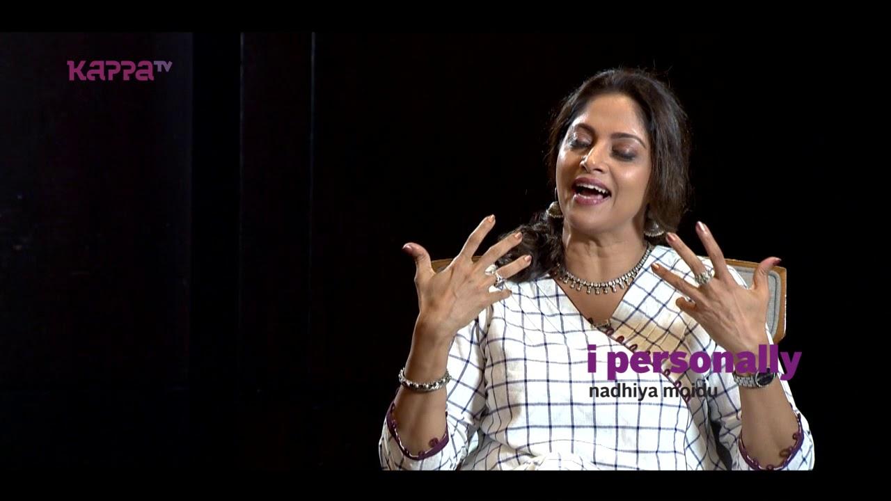 I Personally - Nadhiya Moidu - June 16 - Promo