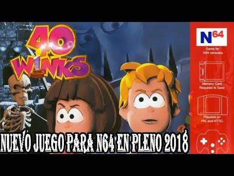 NUEVO JUEGO PARA N64 EN 2018 - MÁS DLC GRATUITOS EN BLAZBLUE - FECHA PARA CASTLE OF HEART Y MÁS