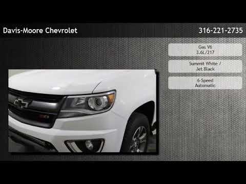 2016 Chevrolet Colorado 4WD Z71 Crew Cab   Wichita, KS. Davis Moore  Chevrolet