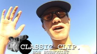 Bob Burnquist Station ID and You're Watching 411 Video Magazine Portugese