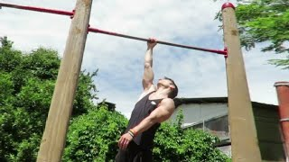 One Arm PuLL Up is More Than Just an Exercise, It's a Lifestyle