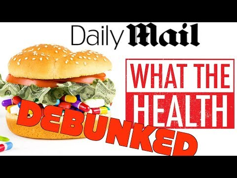 Daily Mail Debunks What the Health