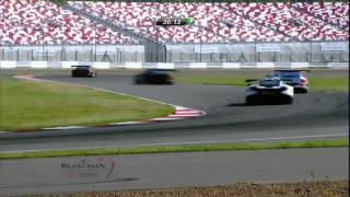 Blancpain Sprint Series 2015. Round 4. Moscow. Main Race
