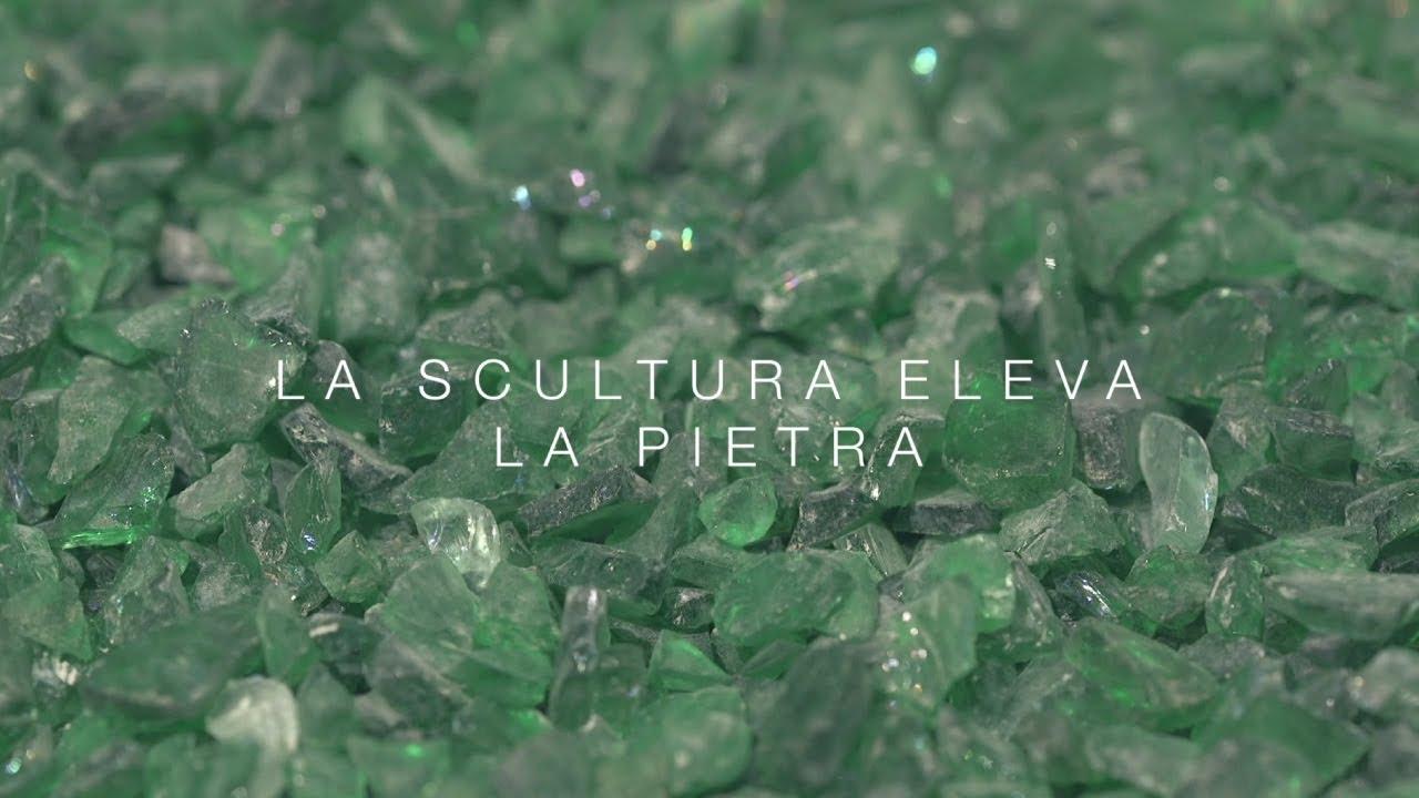 LA SCULTURA ELEVA LA PIETRA