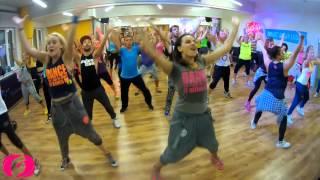 REMEDY REFIX - MACHEL MONTANO FT. SHAGGY - Salsation choreography by Angelika
