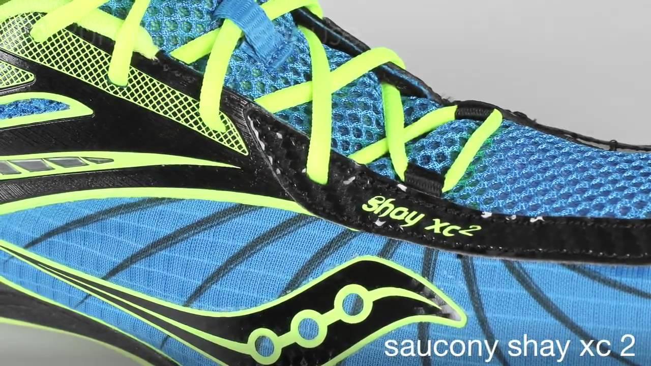 saucony shay xc