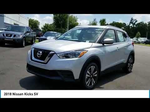 2018 Nissan Kicks DeLand Nissan L505737
