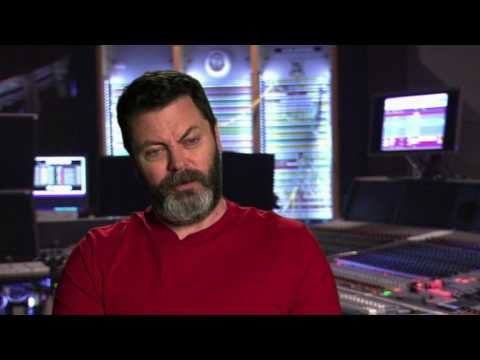 Ice Age: Collision Course: Nick Offerman...