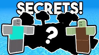 SECRET ISLAND & BADGE! | ROBLOX: Infection Inc.