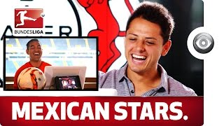The Mexican Skype Duel: Chicharito vs. Marco Fabian