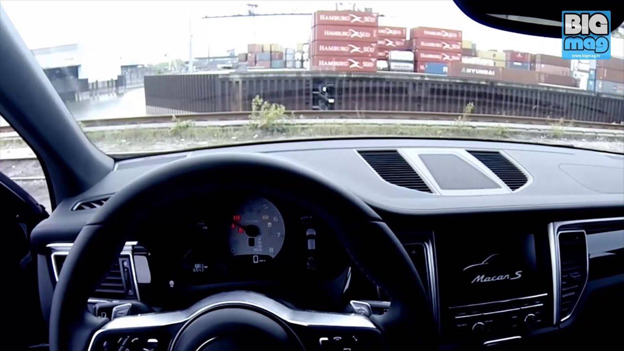 Porsche macan s beschleunigung interieur exterieur for Interieur und exterieur