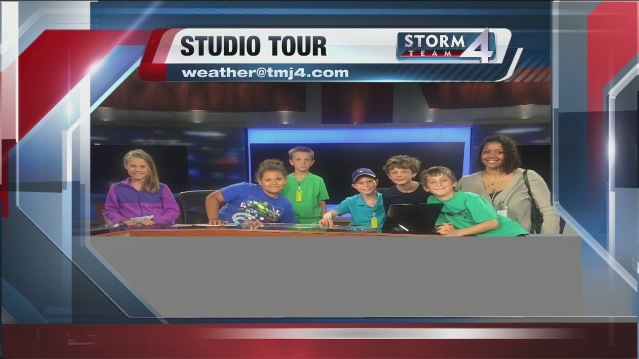 Discovery World campers visit TODAY'S TMJ4