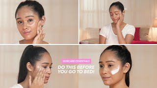 Night Skincare Routine To Keep Skin Young | Anti- Ageing Secrets For GLOWING SKIN