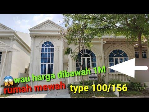 Review rumah mewah type 100 1lt desain classic eropa Royal platinum 2 pekanbaru#vlog 20