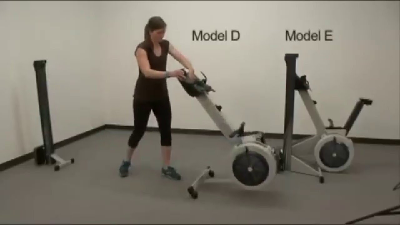 concept2 model d indoor rowing machine with pm5 youtube. Black Bedroom Furniture Sets. Home Design Ideas