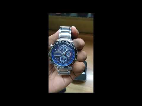 Roadster Men Blue Analogue Watch | Myntra | Watches | Unboxing | Review
