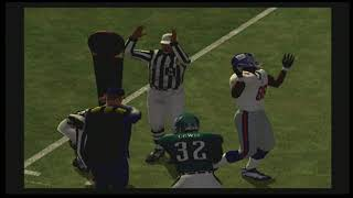 New York Giants vs Philadelphia Eagles Wk 1 NFL 2k5