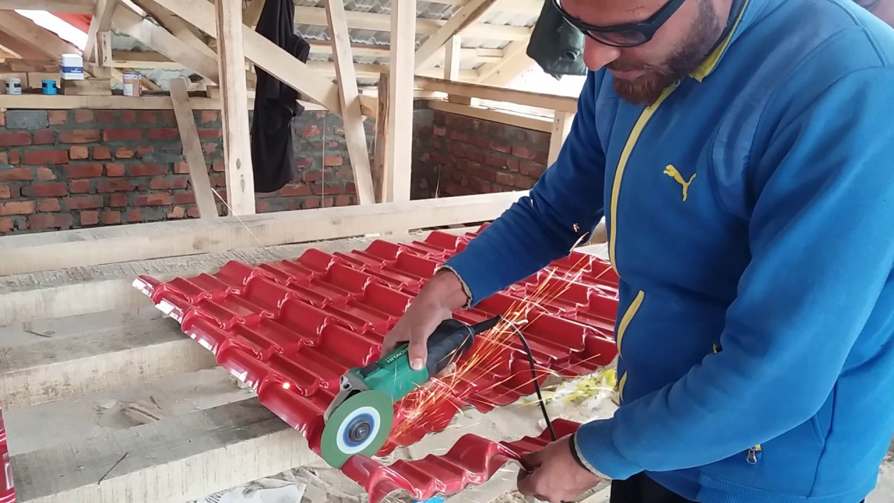 How To Cut Stainless Steel Tile Roofing Sheets
