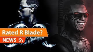 Will Blade be Rated R in the MCU