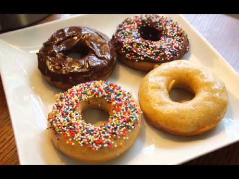 recetas faciles donas o donuts para veganos