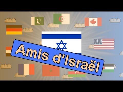 Qui Sont Les Meilleurs Amis D'Israël ?
