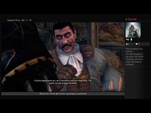 (HD) Assassin's Creed 2 Gameplay Walkthrough 100% Sync - Part 8