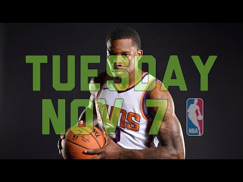 NBA Daily Show: Nov. 7 - The Starters