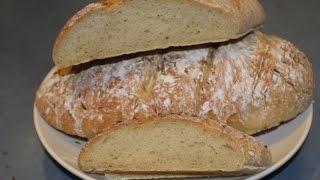 No Knead Rye Bread (simple Baking)