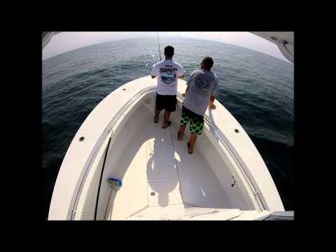 Reel Blessed Fishing Team- US Open KMT- 53.25 Lb King- 2014