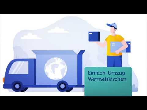 Einfach Umzugsservice im Wermelskirchen | 0221 – 98 88 62 58